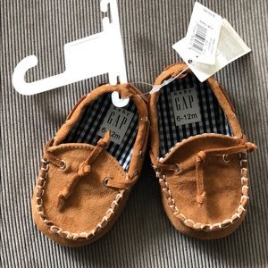 Baby gap loafers